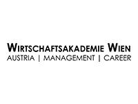 Das Logo der Wirtschaftsakademie Wien