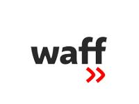Das Logo von waff